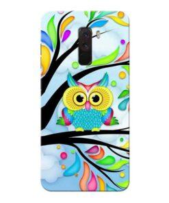 Spring Owl Xiaomi Poco F1 Mobile Cover