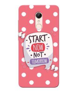 Start Now Xiaomi Redmi 5 Mobile Cover
