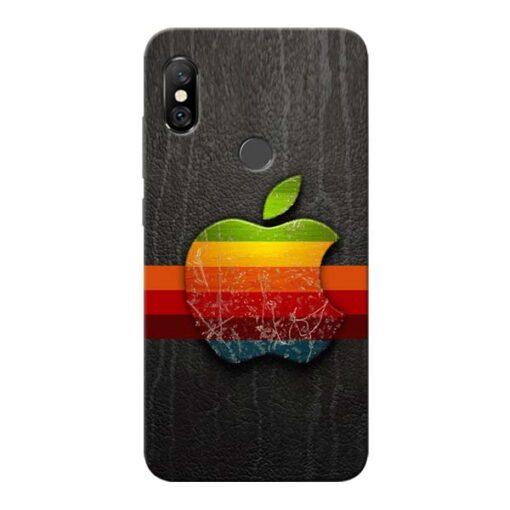 Strip Apple Redmi Note 6 Pro Mobile Cover