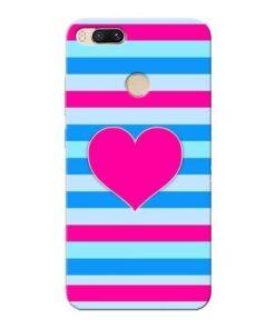 Stripes Line Xiaomi Mi A1 Mobile Cover