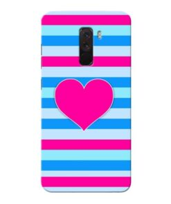 Stripes Line Xiaomi Poco F1 Mobile Cover