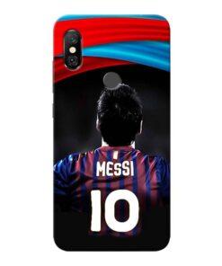 Super Messi Redmi Note 6 Pro Mobile Cover