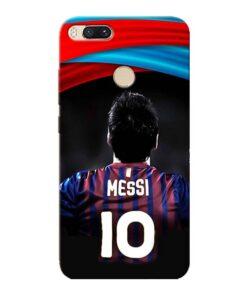 Super Messi Xiaomi Mi A1 Mobile Cover