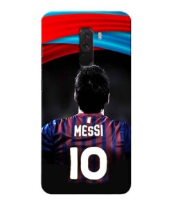 Super Messi Xiaomi Poco F1 Mobile Cover
