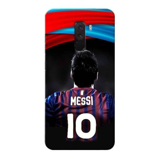 Super Messi Xiaomi Poco F1 Mobile Cover