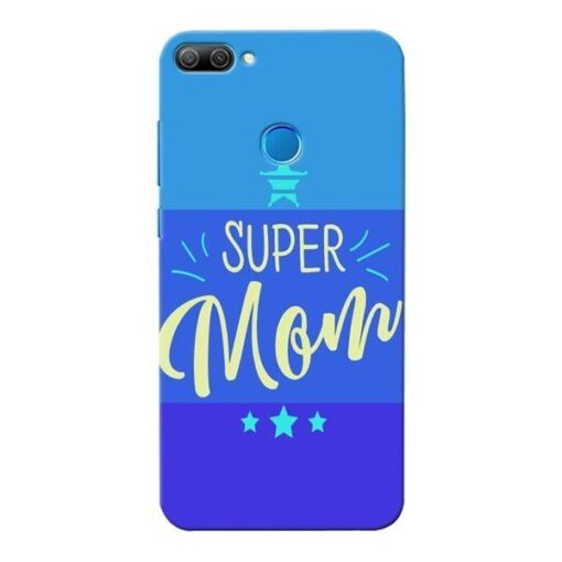 Super Mom Honor 9N Mobile Cover