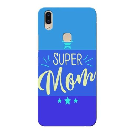 Super Mom Vivo V9 Mobile Cover