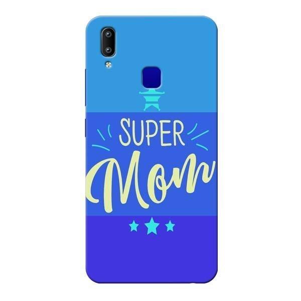 Super Mom Vivo Y91 Mobile Cover