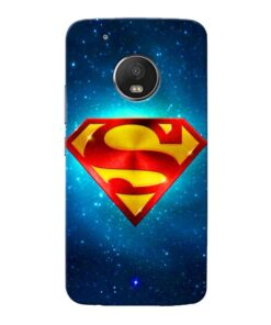 SuperHero Moto G5 Plus Mobile Cover