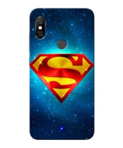 SuperHero Redmi Note 6 Pro Mobile Cover