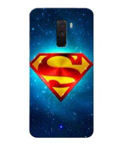 SuperHero Xiaomi Poco F1 Mobile Cover