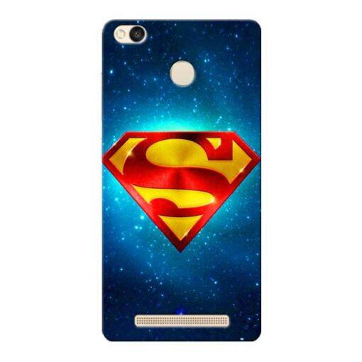 SuperHero Xiaomi Redmi 3s Prime Mobile Cover