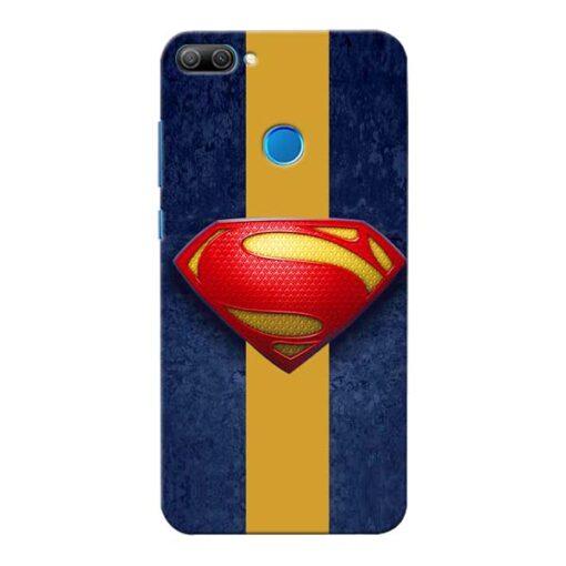 SuperMan Design Honor 9N Mobile Cover