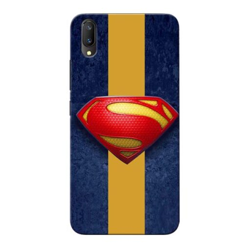 SuperMan Design Vivo V11 Pro Mobile Cover