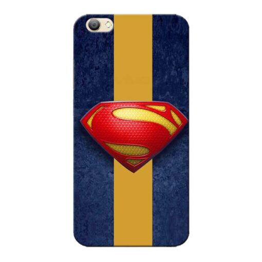SuperMan Design Vivo V5s Mobile Cover