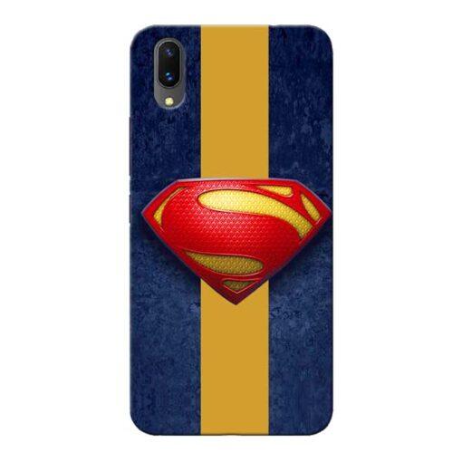 SuperMan Design Vivo X21 Mobile Cover