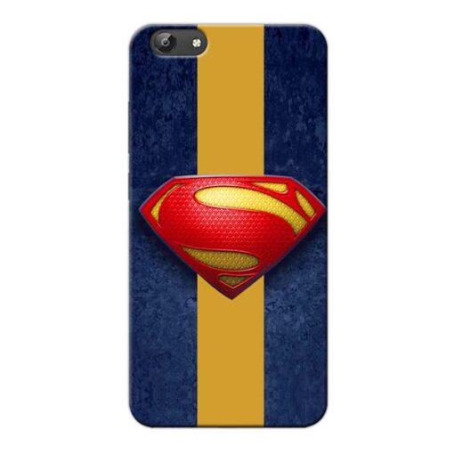 SuperMan Design Vivo Y66 Mobile Cover