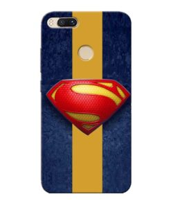 SuperMan Design Xiaomi Mi A1 Mobile Cover