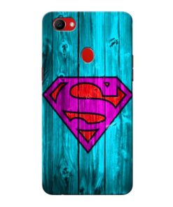 SuperMan Oppo F7 Mobile Covers