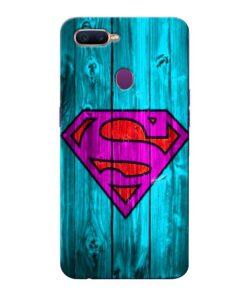 SuperMan Oppo F9 Pro Mobile Cover
