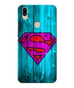 SuperMan Vivo V9 Mobile Cover