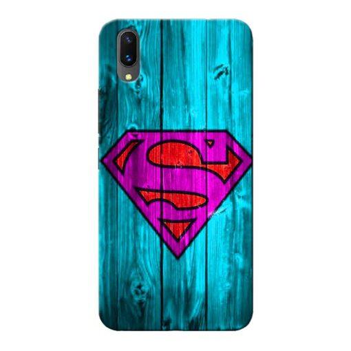 SuperMan Vivo X21 Mobile Cover