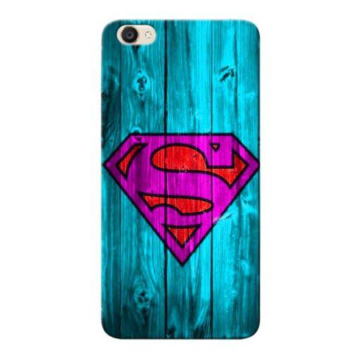 SuperMan Vivo Y55s Mobile Cover