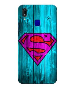SuperMan Vivo Y91 Mobile Cover