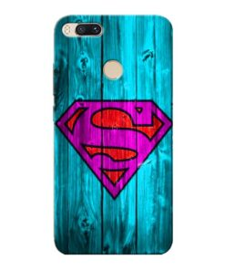 SuperMan Xiaomi Mi A1 Mobile Cover