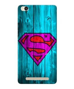 SuperMan Xiaomi Redmi 3s Mobile Cover