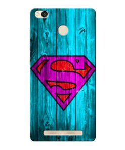 SuperMan Xiaomi Redmi 3s Prime Mobile Cover