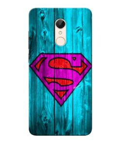 SuperMan Xiaomi Redmi 5 Mobile Cover