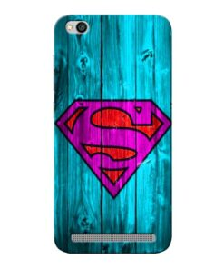 SuperMan Xiaomi Redmi 5A Mobile Cover