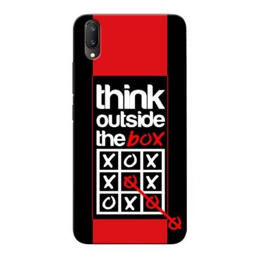 Think Outside Vivo V11 Pro Mobile Cover