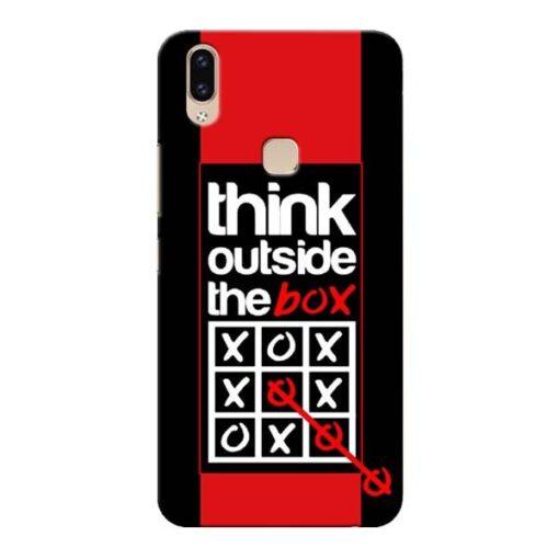 Think Outside Vivo V9 Mobile Cover