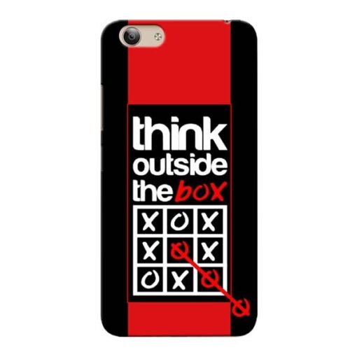 Think Outside Vivo Y53i Mobile Cover
