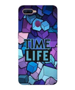 Time Life Oppo F9 Pro Mobile Cover