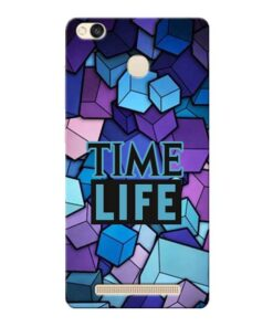Time Life Xiaomi Redmi 3s Prime Mobile Cover