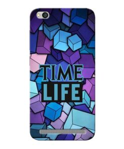 Time Life Xiaomi Redmi 5A Mobile Cover
