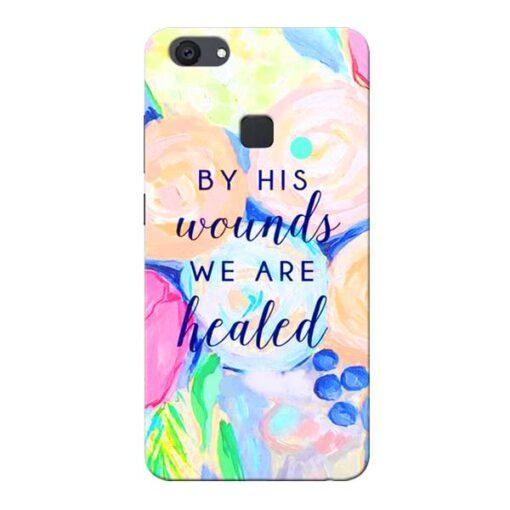 We Healed Vivo V7 Plus Mobile Cover