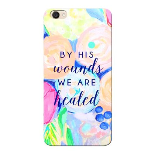We Healed Vivo Y55s Mobile Cover