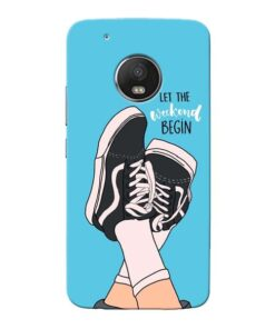 Weekend Moto G5 Plus Mobile Cover