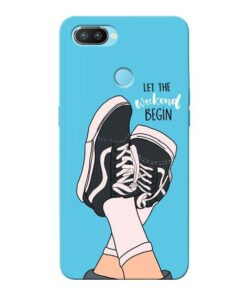Weekend Oppo Realme 2 Pro Mobile Cover