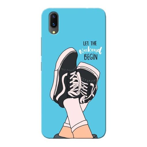 Weekend Vivo X21 Mobile Cover