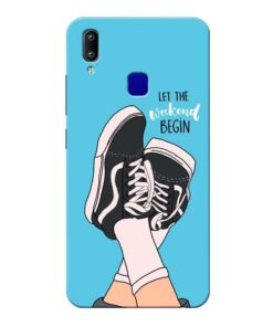 Weekend Vivo Y91 Mobile Cover