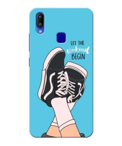 Weekend Vivo Y95 Mobile Cover