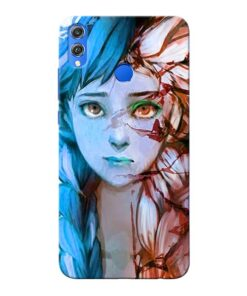 Anna Honor 8X Mobile Cover