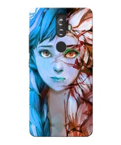 Anna Lenovo K8 Plus Mobile Cover