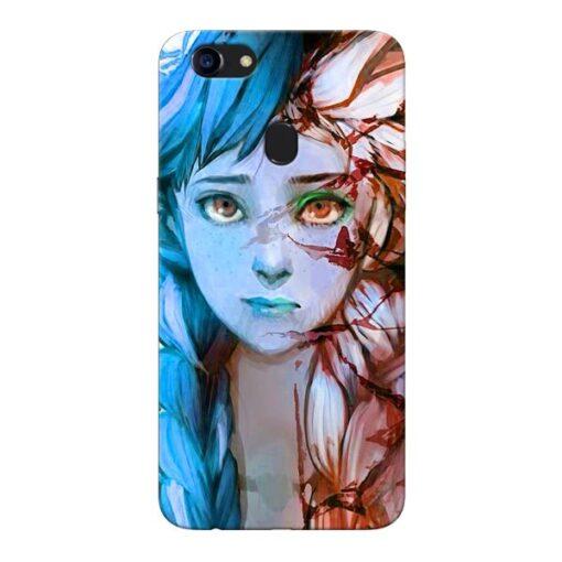 Anna Oppo F5 Mobile Cover