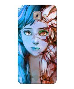Anna Samsung Galaxy J7 Max Mobile Cover